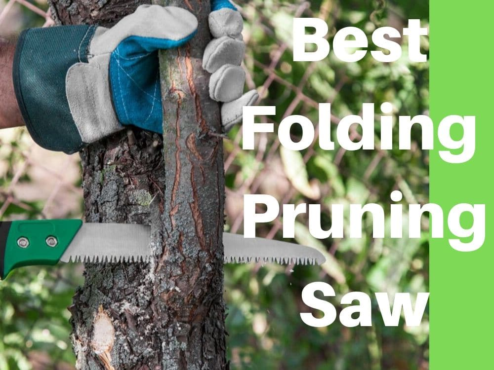 Best Folding Pruning Saw
